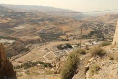 Al Karak Castle Lizenzfreie Stockfotografie