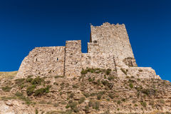 Al Karak, Jordan Stock Photo