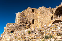 Al Karak, Jordanie photo stock