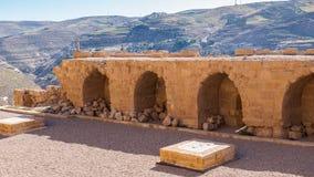 Al Karak, Jordanie Image stock