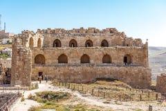 Al Karak, Jordanien Lizenzfreie Stockbilder