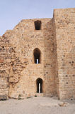 Al Karak/Kerak Crusader Castle, Jordan Royalty Free Stock Photography