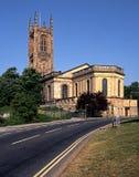 Al Kathedraal van Heiligen, Derby, Engeland. stock foto's