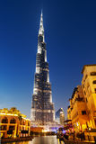 Al Khalifa Burj Стоковое Фото