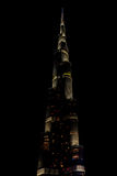Al Khalifa van Burj Royalty-vrije Stock Fotografie
