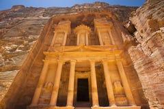Al Khazneh Royalty Free Stock Photo
