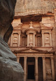 Al Khazneh, Petra Stock Photos