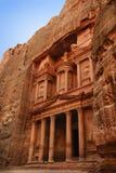 Al Khazneh, Petra Royalty Free Stock Image