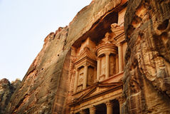 Al Khazneh, Petra Royalty Free Stock Photo
