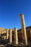 Al Khazneh in Petra, Jordan. Stock Photo
