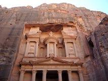 Al-Khazneh,Petra. Jordan stock image