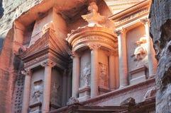 Al Khazneh - Treasury, Petra Stock Photo