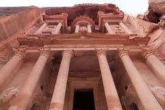 Al Khazneh - Treasury, Petra Royalty Free Stock Image