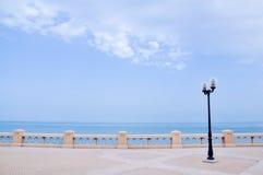 Al Khobar corniche. This image was taken in Al Khobar, Saudi Arabia Stock Photos