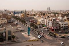 Al Khobar in Saudi-Arabië Stock Afbeelding