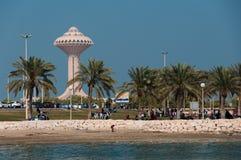 Al Khobar Tower, Al Khobar, Saudi Arabia Stock Image