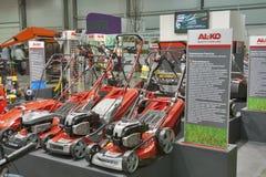 AL-KO Germany company booth Stock Image