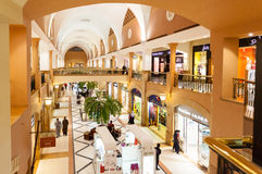 Al Kout Mall in Fahaheel, Kuwait Royalty Free Stock Images