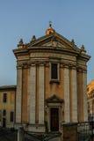 Al Laterano, Ρώμη, Ιταλία Marcellino Pietro Santi Στοκ Εικόνα