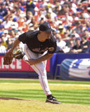 Al Leiter, New York Mets. New York Mets pitcher Al Leiter. (Image taken from color slide Royalty Free Stock Photography