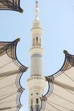Al Madina清真寺 免版税库存照片