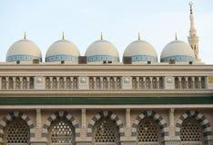 Al Madina mosque Stock Image