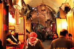 Al-Madina Souq - Сирия стоковое изображение
