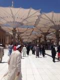Al Madinah Al Al monwarah 图库摄影