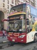 AL MADINAH SAUDIER ARABIA-JANUARY 18, 2018: En övre sikt för slut av a Royaltyfria Bilder