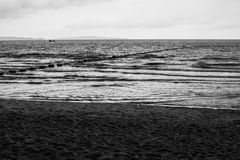 Al mare solo di pattaya fotografie stock