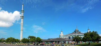 Al-Markaz Al-Islamy Moschee Lizenzfreie Stockfotografie