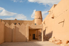 Al Masmak Fort Stockbilder