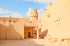 Al Masmak fort Royalty Free Stock Photo
