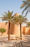 Al Masmak fort Royalty Free Stock Photos