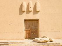 Al Masmak fort Royalty Free Stock Photography
