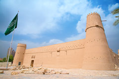 Al Masmak fort Royalty Free Stock Image