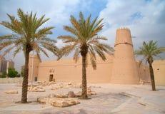 Al Masmak fort Royalty Free Stock Images