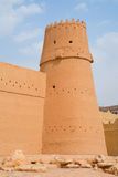 Al Masmak fort Royalty Free Stock Images