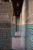 al meczetu qarawiyyin Fotografia Royalty Free