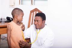 Al medico Fotografie Stock