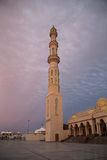 Al Mina Mosque foto de archivo