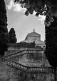 Al Monte, Florence, Italie de San Miniato Images libres de droits