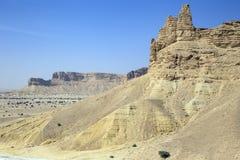 Al Moqbel Palaces. Near Riyadh, Saudi Arabia, KSA Stock Image