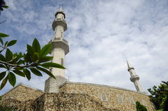 Al Muhajirin Mosque in Selangor Stock Photography