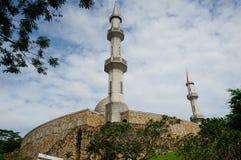 Al Muhajirin Mosque in Selangor Royalty Free Stock Image