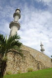 Al Muhajirin Mosque in Selangor Royalty Free Stock Images