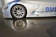 Al museo di BMW Fotografia Stock