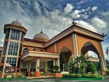 Al Muttaqin Mosque, Jitra stock image