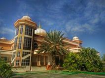 Al--Muttaqinmoschee in Jitra, Kedah, Malaysia lizenzfreie stockfotografie