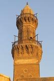 Al Nasir Minaret. Minaret of Al Nasir Mosque at Citadel in Cairo Royalty Free Stock Image